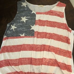 4th of July top